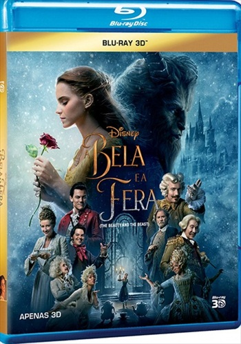 Beauty and The Beast 2017 Dual Audio ORG Hindi  Bluray Movie Download