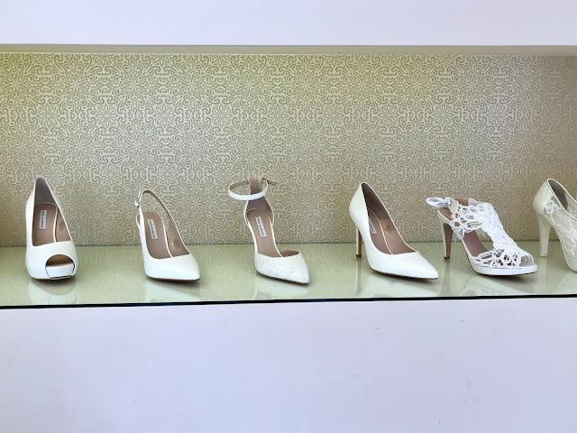 zapatos para novia en murcia - colecciones 2019 - novias zarandona