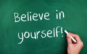 Inspiration: Believe In Yourself