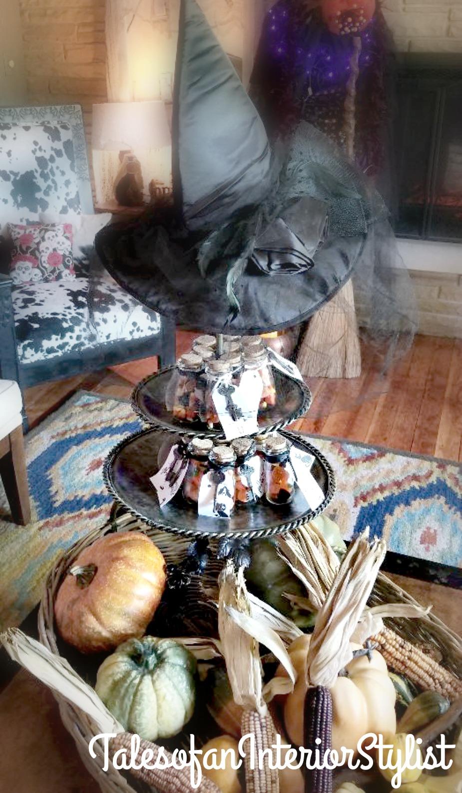 Halloween Party Ideas Witches Tea