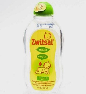 4 Cara Penggunaan Baby Oil yang Tepat