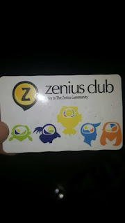 zenius club