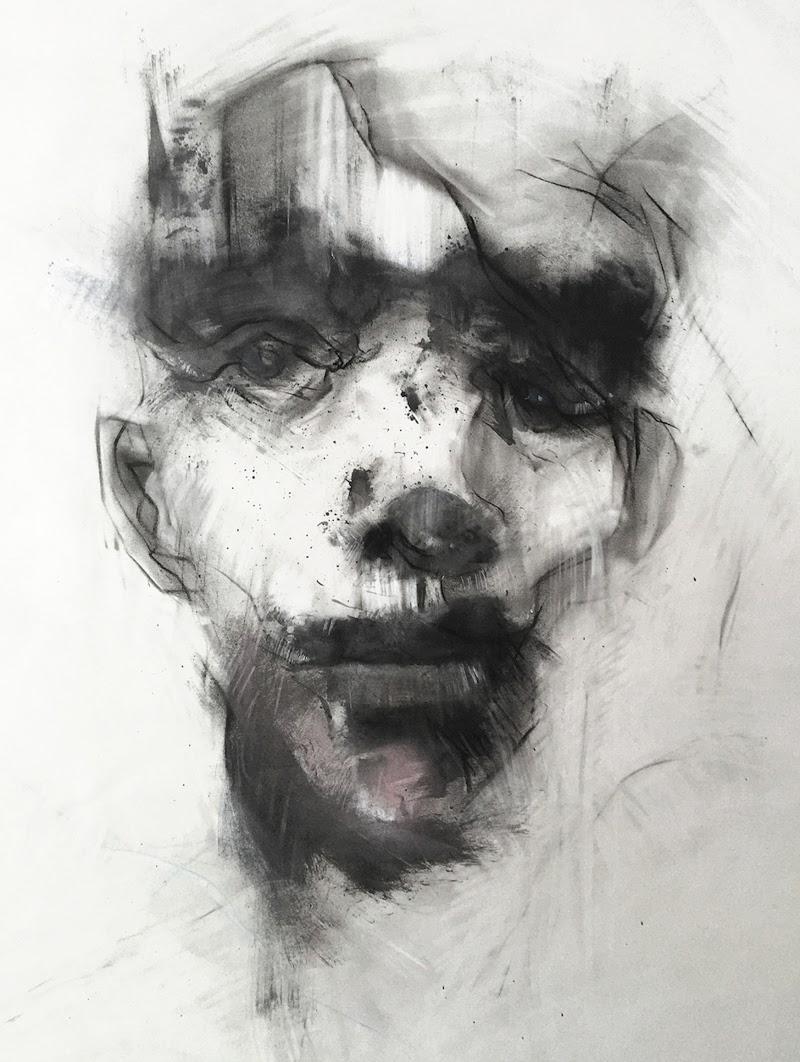 Portraits by Schalk Van Der Merwe from South Africa.