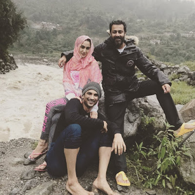 Kedarnath has been a incredibly difficult and full-filling shoot says Abhishek Kapoor | InstaMag
