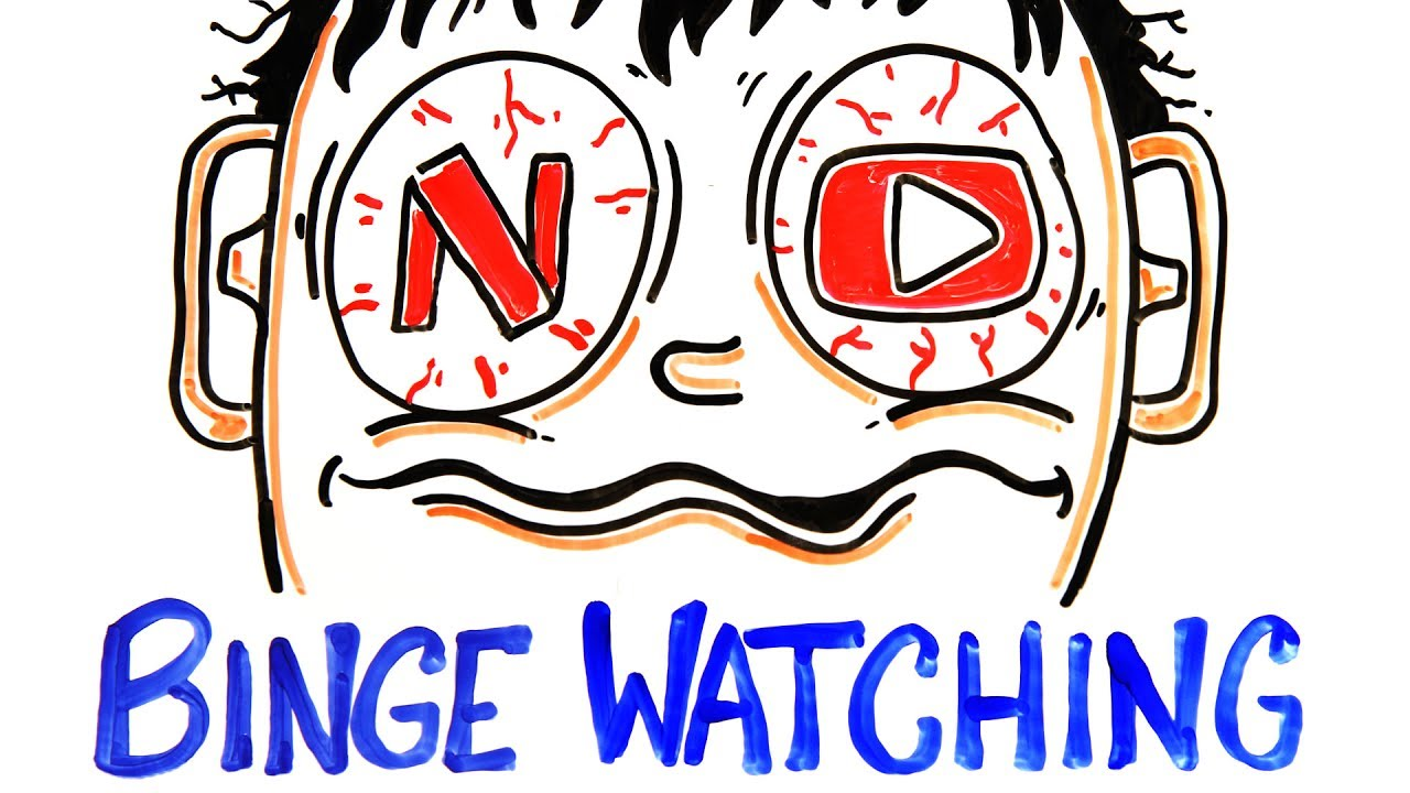 Is Binge Watching Bad For You? [video]