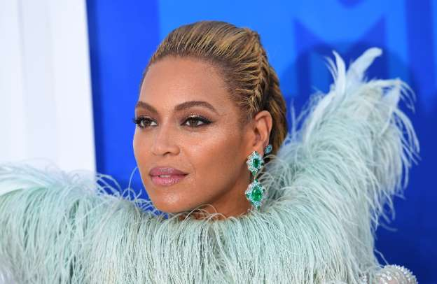 Beyonce charity song finally dethrones 'Despacito'