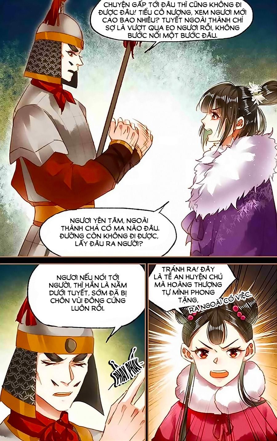 Thần Y Đích Nữ Chap 99 - Trang 4