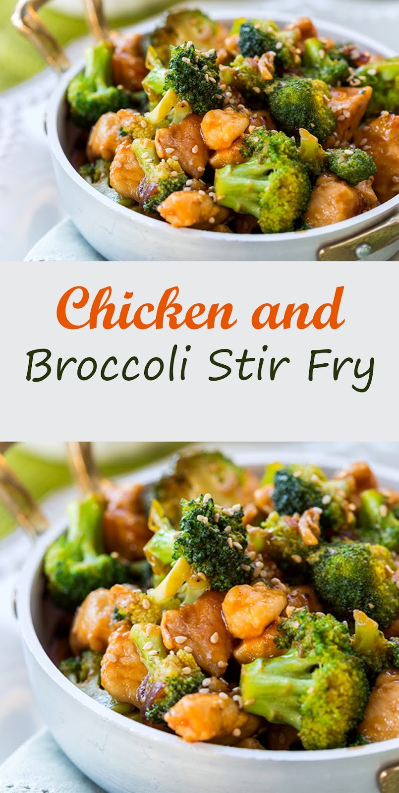 Chicken Broccoli Stir Fry Calories