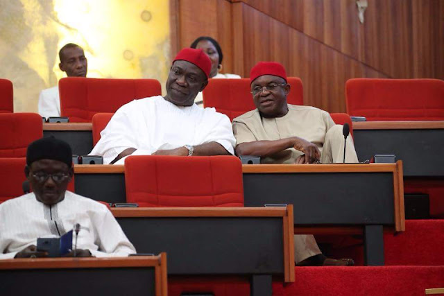 National Assembly responds to President Buhari's Controversial Budget Speech