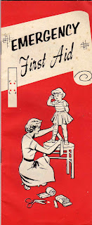 1957 First Aid Booklet