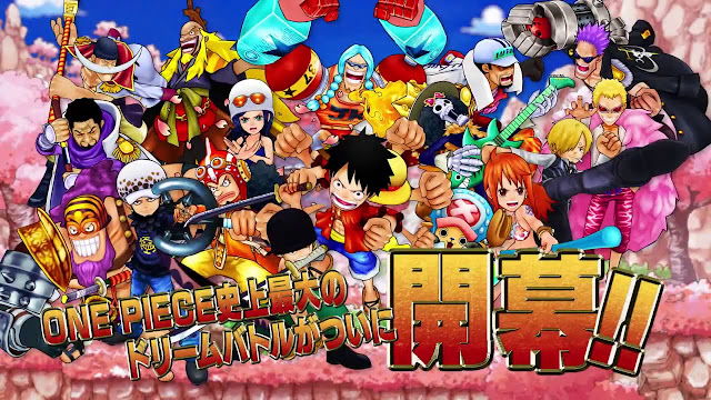 Descargar gratis One Piece: Super Grand Battle X