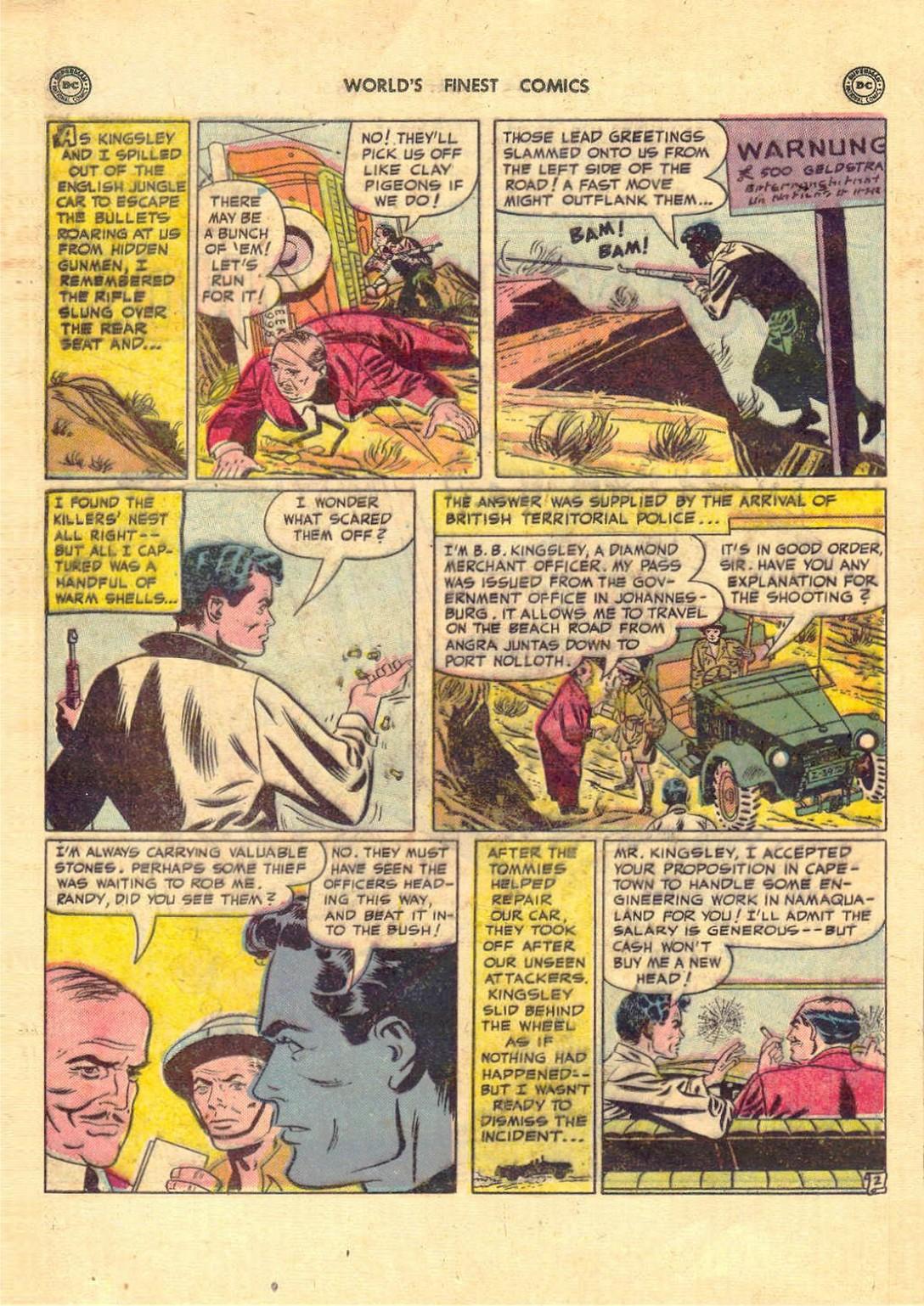 Read online World's Finest Comics comic -  Issue #52 - 28