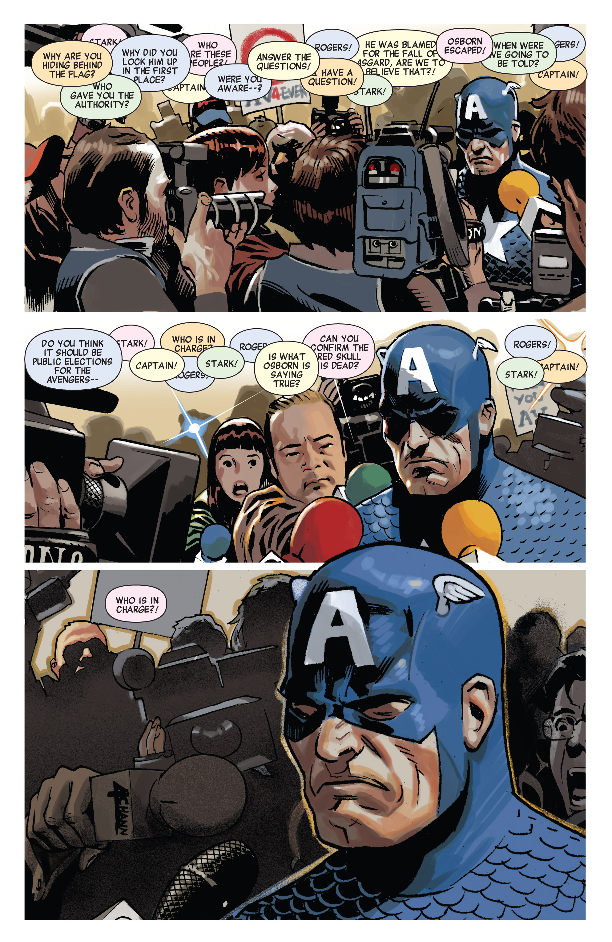 Read online Avengers (2010) comic -  Issue #20 - 8