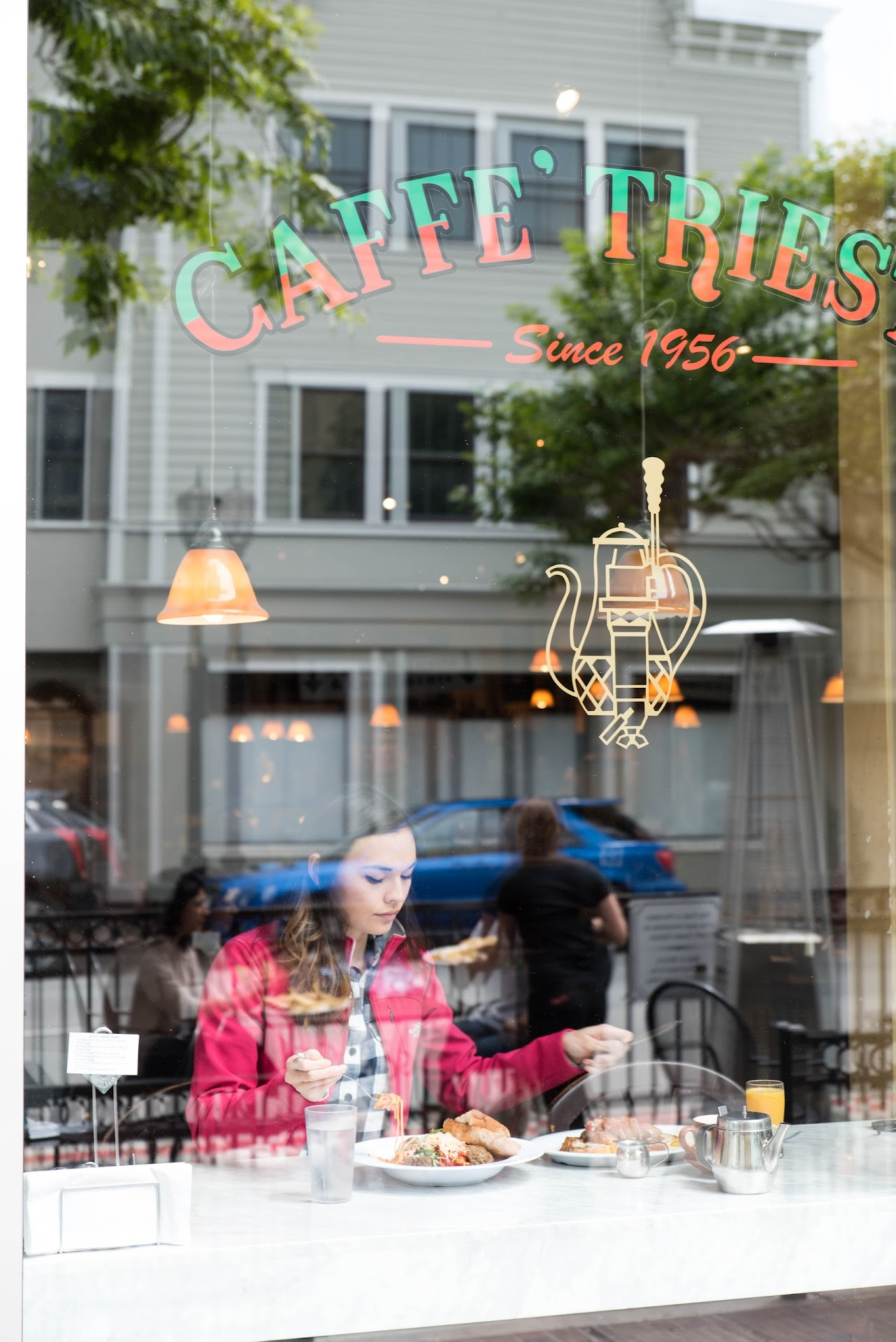 monterey best places to eat, restaurants, caffe trieste review, best italian food in san francisco bay area