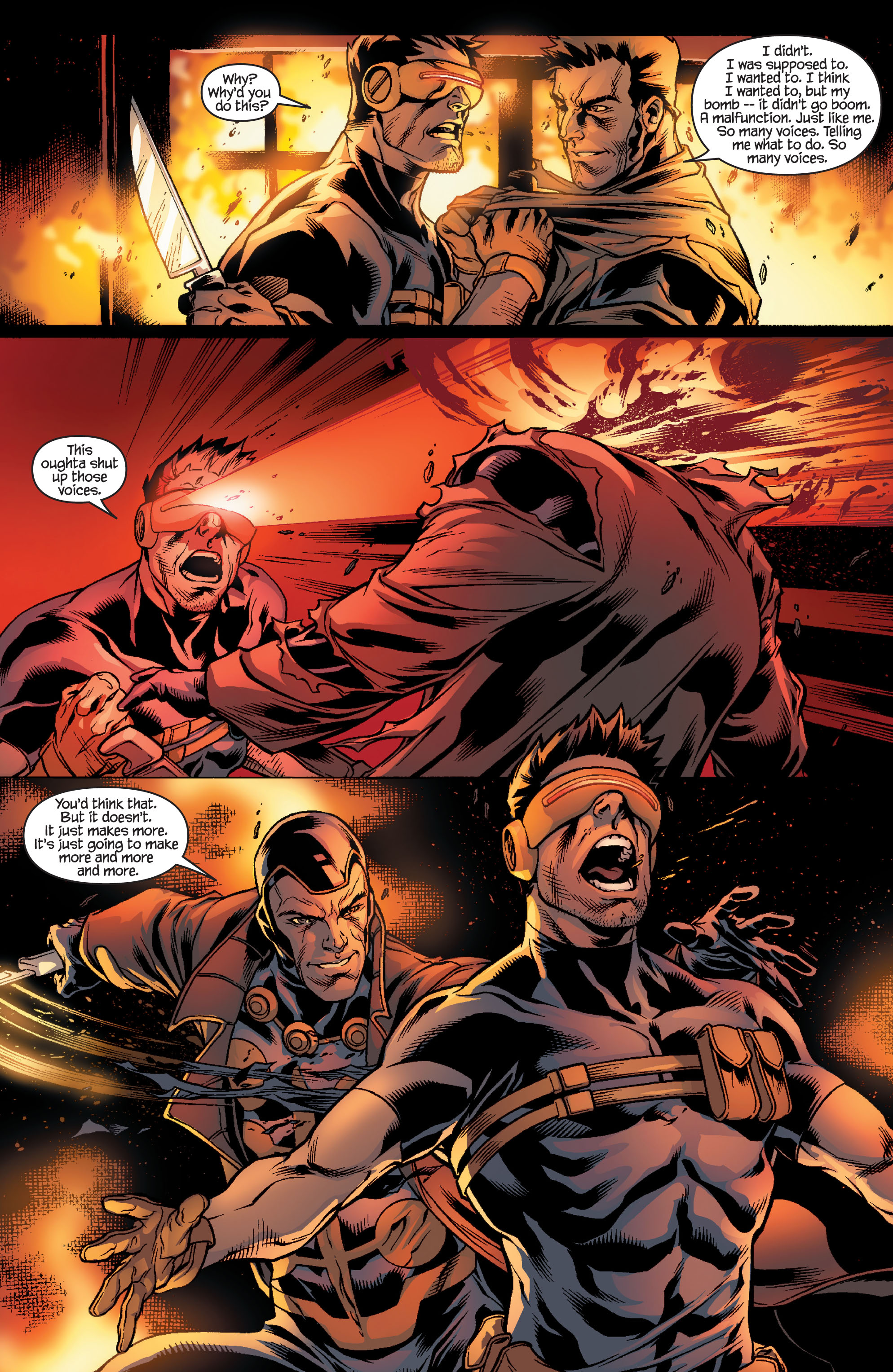 Read online Ultimate X-Men comic -  Issue #100 - 13