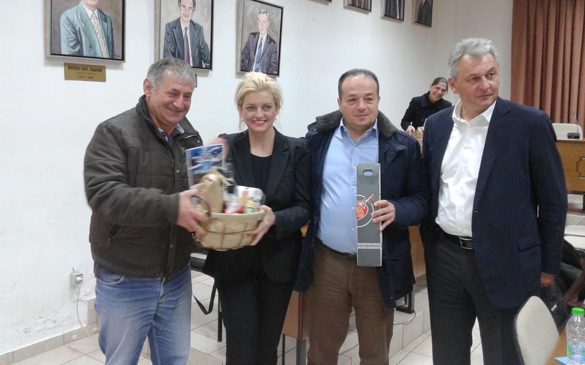 Πραγματοποιήθηκε το δεύτερο Διοικητικό Συμβούλιο του Δικτύου Ιαματικών Πηγών Περιφερειών Στερεάς Ελλάδας και Θεσσαλίας (ΔΙΑΜ)