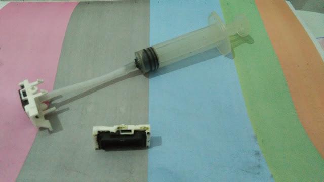 Cara Mengatasi Cartridge Printer Canon Yang Mampet