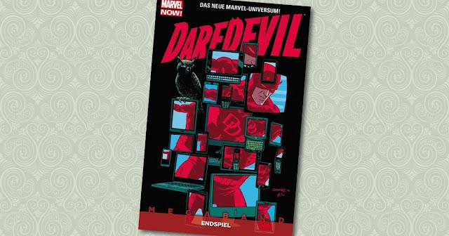 Daredevil Megaband 2 Panini Cover