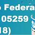 Resultado Federal Concurso 05259 (17/02/2018)