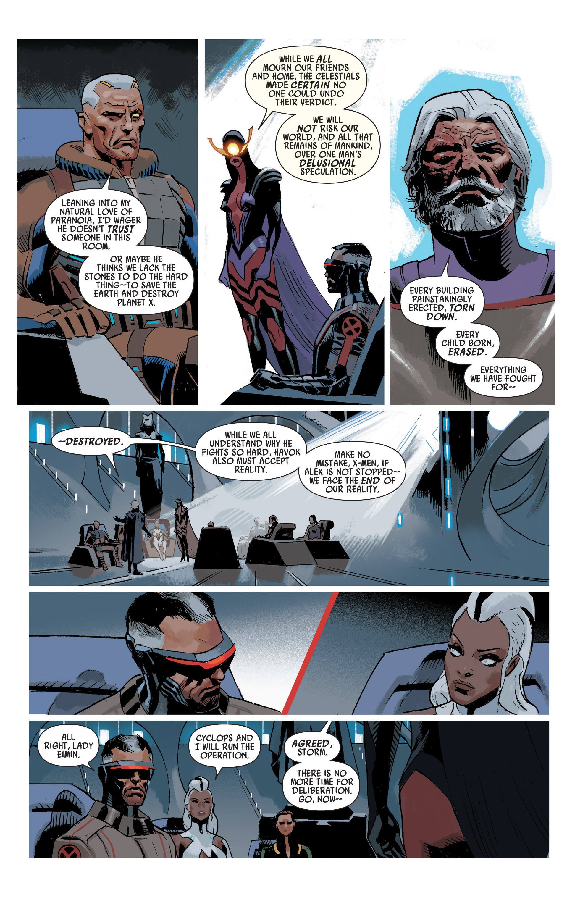 Read online Uncanny Avengers (2012) comic -  Issue #19 - 5