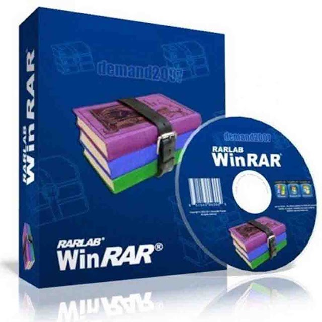 [Soft] WinRAR 5.50 FINAL