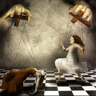 nous sommes contrôler comme des marionnettes