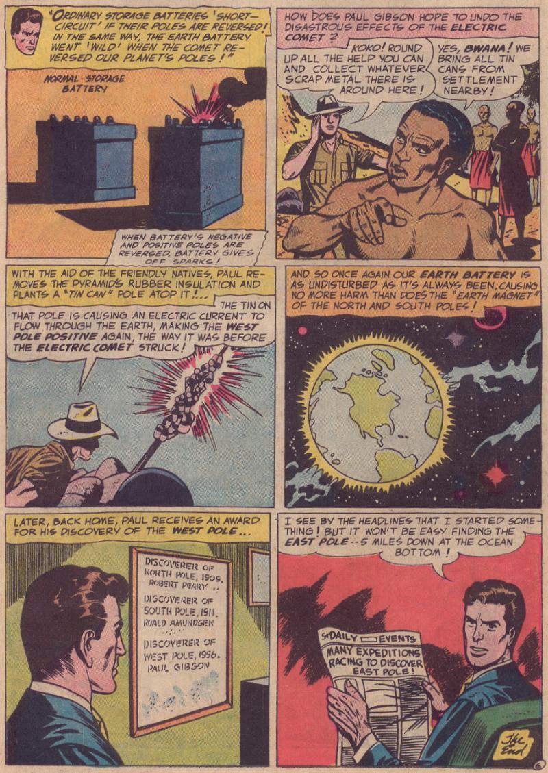 Strange Adventures (1950) issue 204 - Page 22
