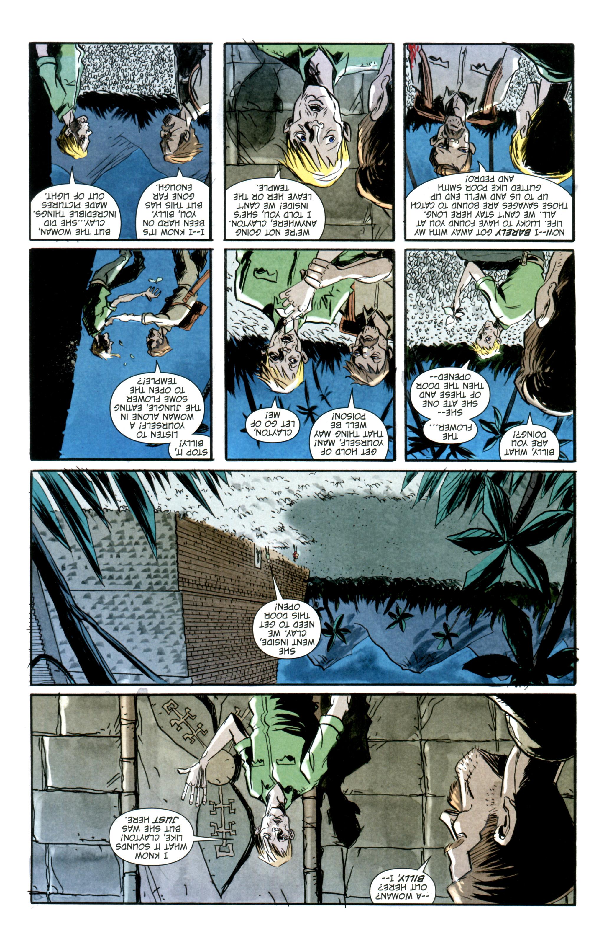 Read online Trillium comic -  Issue #3 - 6