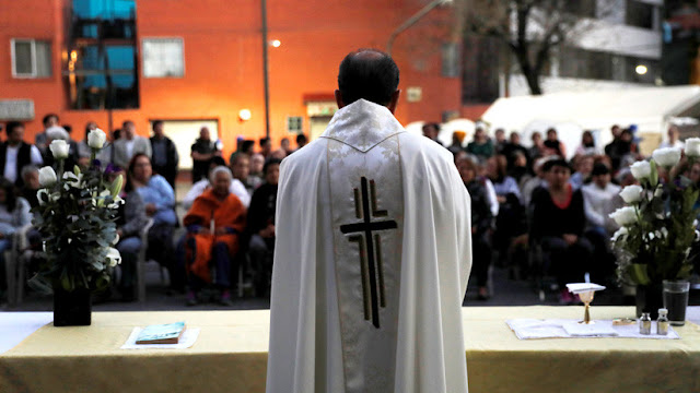 La Iglesia católica mexicana busca acabar con los curas pederastas