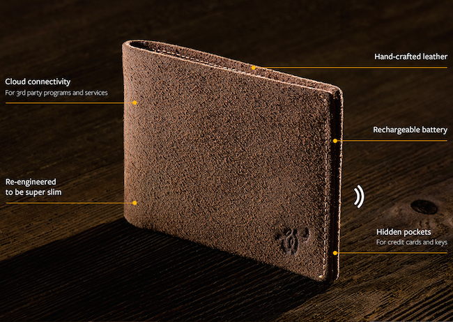 Woolet A Smart Wallet For Men