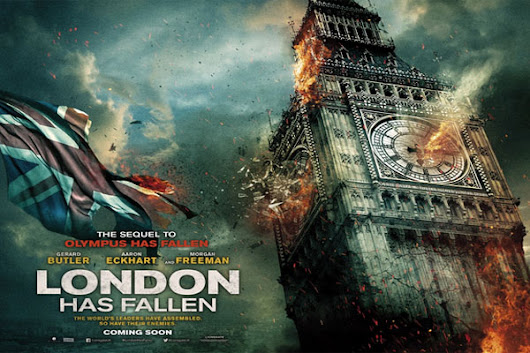 Download Film London Has Fallen (2016) 480p | 720p BluRay HD Bonus Subtitle Inside         |          MSWB