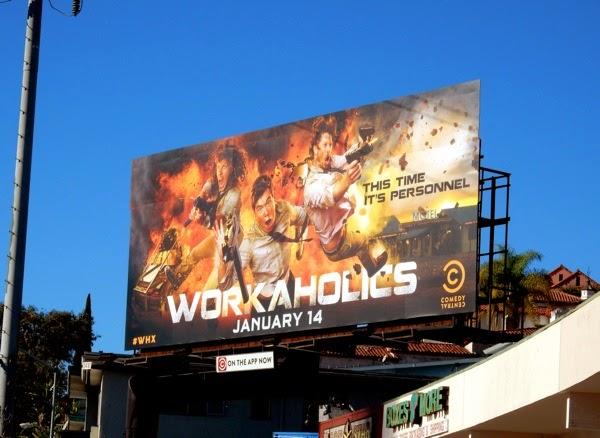 Workaholics season 5 billboard