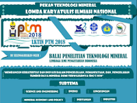 Lomba Karya Tulis Ilmiah Nasional 2018 di Universitas Lampung