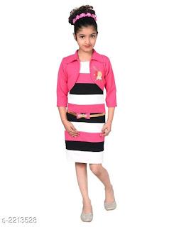 Classy Kid's Girl's Dress