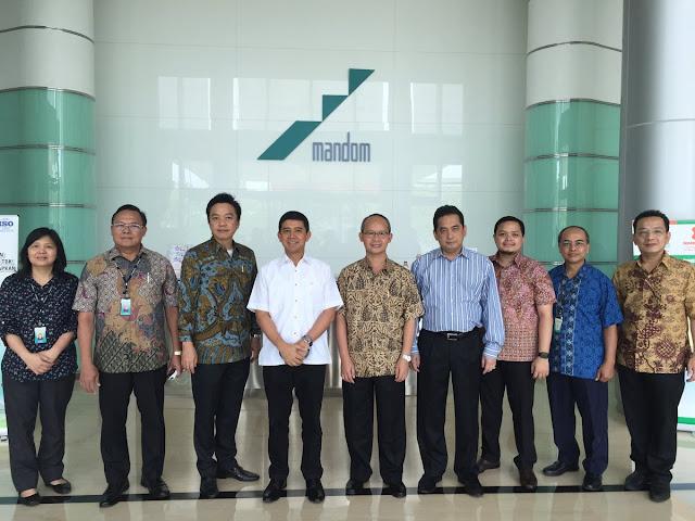 Lowongan Kerja PT. Mandom Indonesia Tbk, Jobs: Production Trainee, Quality Control, Formula Development.