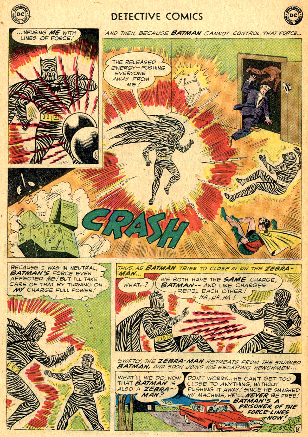 Read online Detective Comics (1937) comic -  Issue #275 - 10