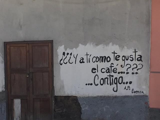 El Centro Graffiti