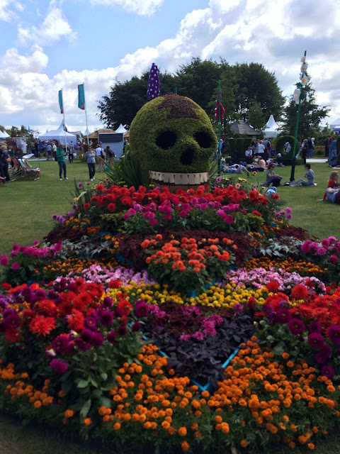 Ryan's Garden: RHS Tatton Park: Celebrations all round