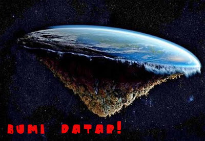 BUMI ITU DATAR