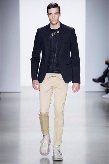 faa9f6673118 0168 - Calvin Klein Collection collezione uomo SS 2016 a Milano Moda Uomo