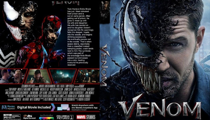 BAD-E-SABA Presents - Science Fiction Movie Venom 2018 Watch Online In HD