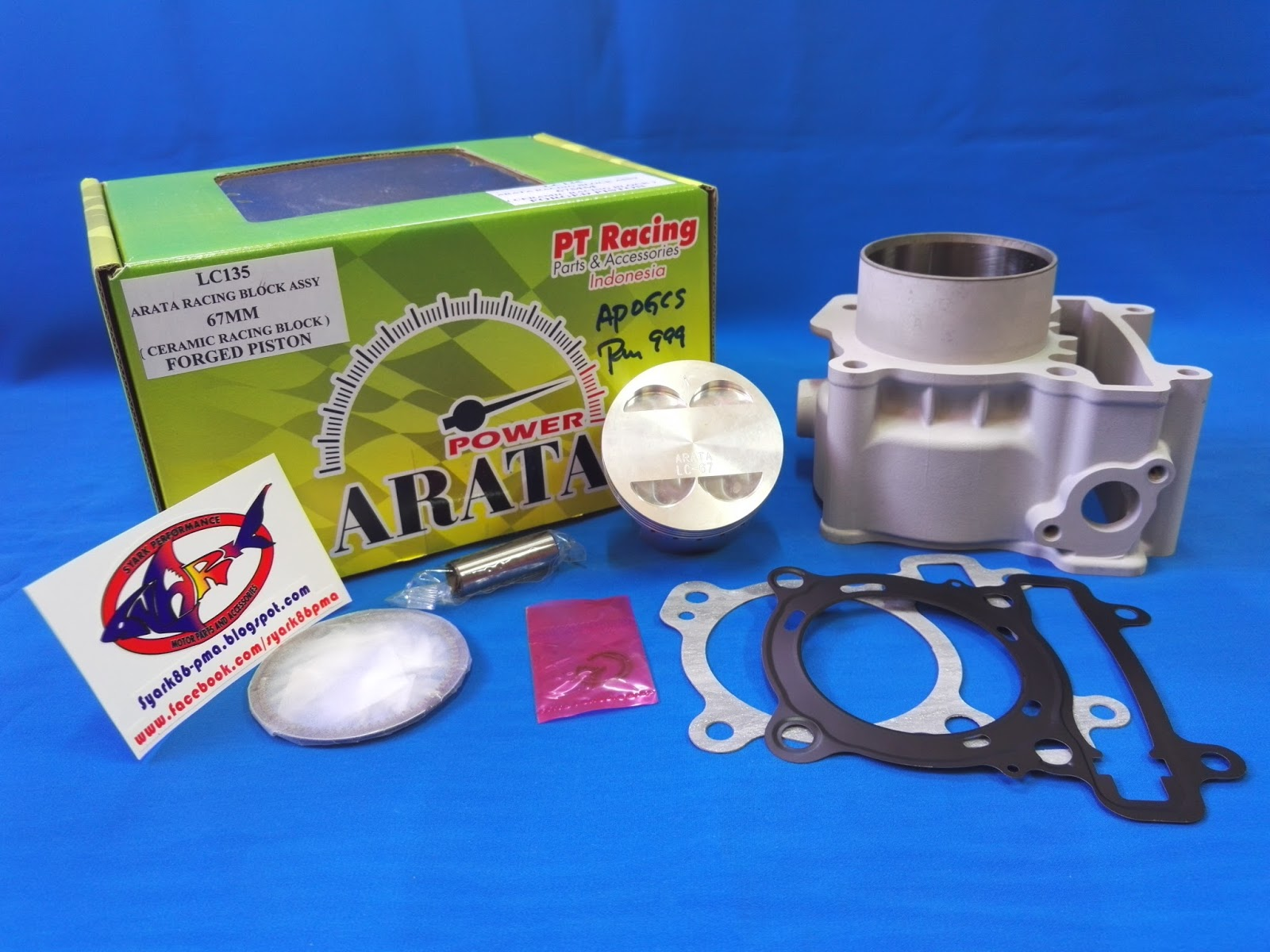 Syark Performance Motor Parts And Accessories Online Shop (Est