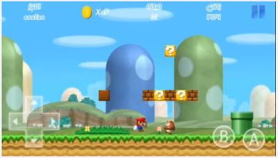 Super Mario 3D Apk