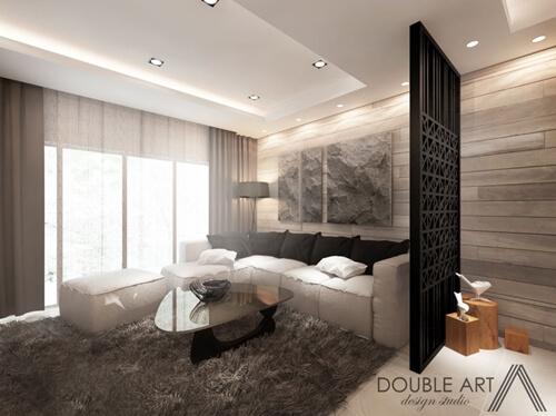 deko ruang tamu