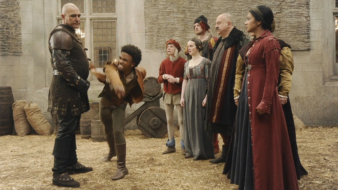 Galavant - Season 1 Episode 08: It's All in the Executions
