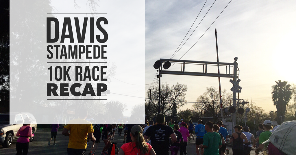Run Hike Play Davis Stampede 10k Race Recap 2 21 16