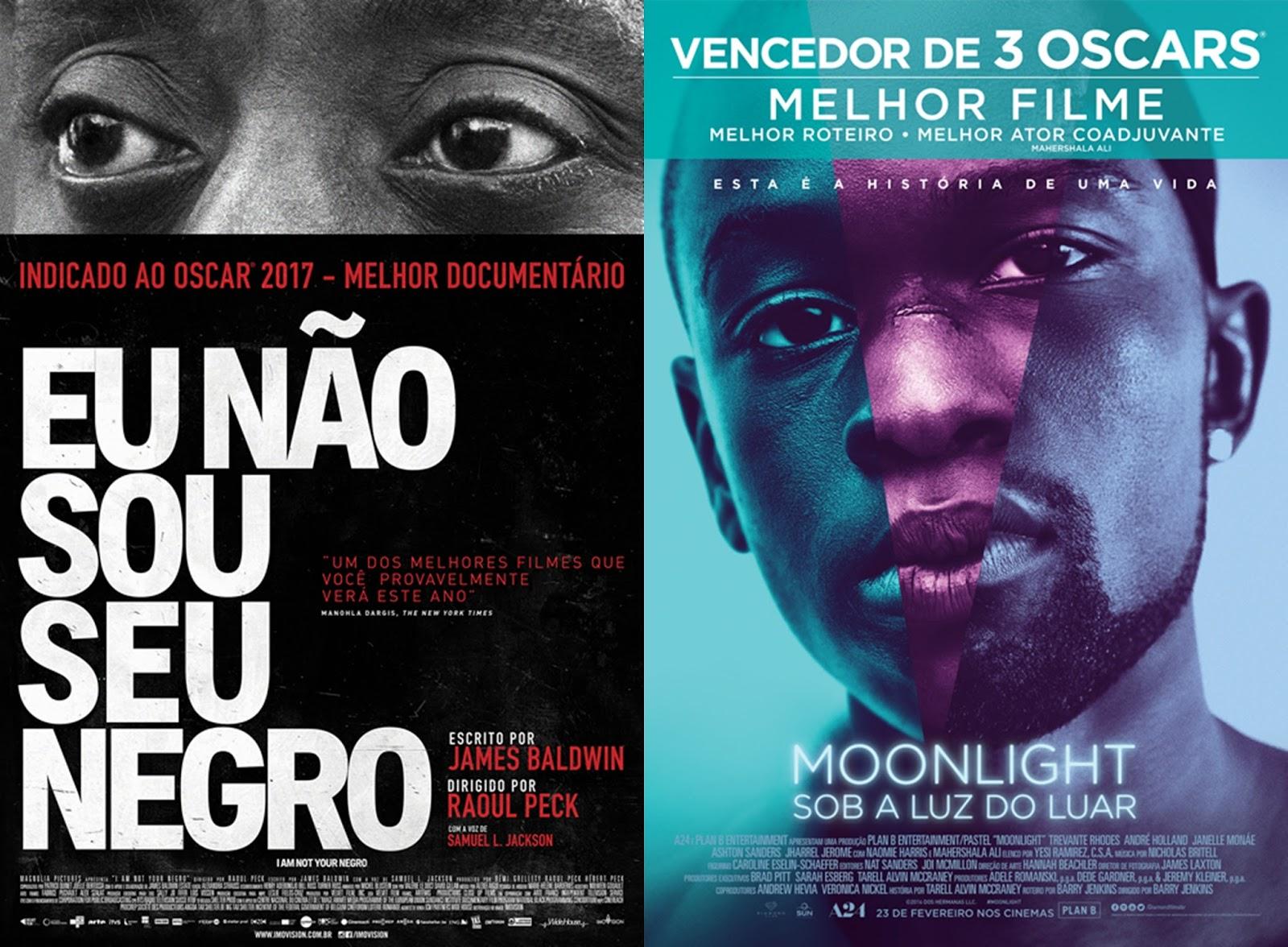 Circuito Sp Cine : Eu não sou seu negro e moonlight no circuito spcine olido cabeças