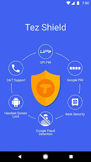 Is Tez app secure? Application Review : Google Tez payments application from Google for Android and iOS.