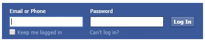 How do I change my Facebook password?