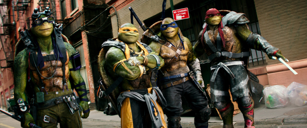 Review Teenage Mutant Ninja Turtles: Out Of The Shadows
